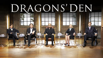 Netflix box art for Dragons' Den - Season 1